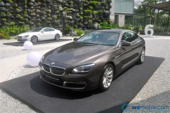 BMW 6 Series Gran Coupé - 46