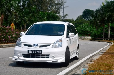 Nissan Grand Livina Tuned By Impul 040