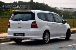 Nissan Grand Livina Tuned By Impul 046