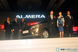 2012 Nissan Almera Launch 058