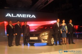 2012 Nissan Almera Launch 059