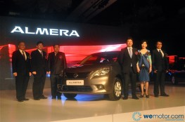 2012 Nissan Almera Launch 061