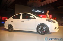 2012 Nissan Almera Launch 079