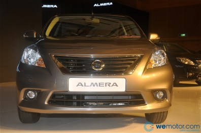 2012 Nissan Almera Launch 112