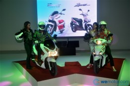 Boon Siew Honda Launch Spacy and PCX 012