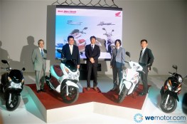 Boon Siew Honda Launch Spacy and PCX 017