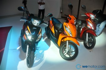 Boon Siew Honda Launch Spacy and PCX 030