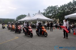 Boon Siew Honda Launch Spacy and PCX 072