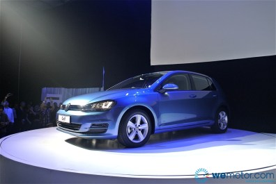 2013 VW Golf Mk7 Launch 011