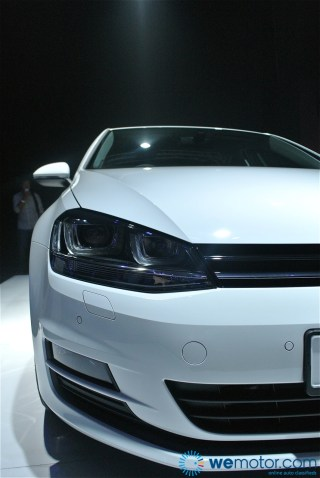 2013 VW Golf Mk7 Launch 032