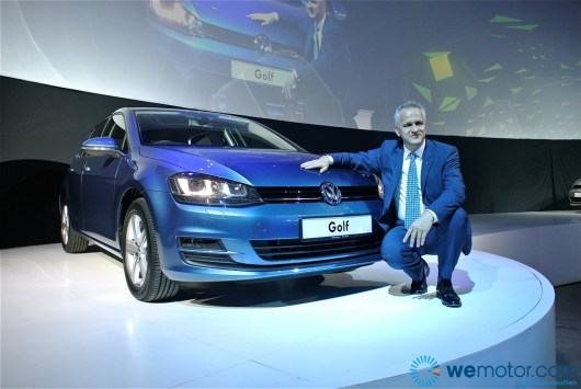 2013 VW Golf Mk7 Launch 051