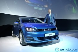 2013 VW Golf Mk7 Launch 052