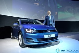 2013 VW Golf Mk7 Launch 053