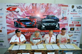 2013 Super GT Launch 006
