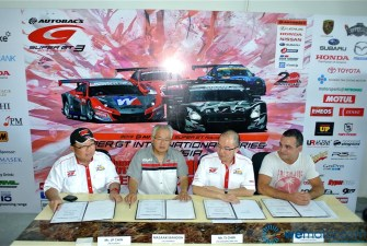 2013 Super GT Launch 007