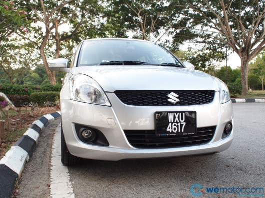 2013 Suzuki Swift 001