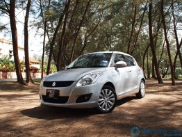 2013 Suzuki Swift 005