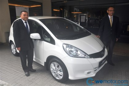 2013 Honda Jazz CKD Petrol Launch 05