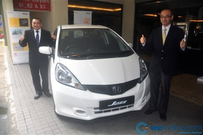 2013 Honda Jazz CKD Petrol Launch 07
