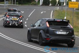 2015 Honda Civic Type R Spy Shots 008