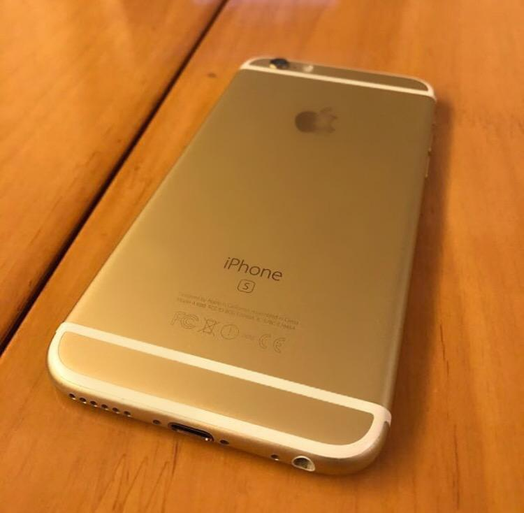 IPhone 6s 64GB Gold Colour Apple   Secondhand.hk
