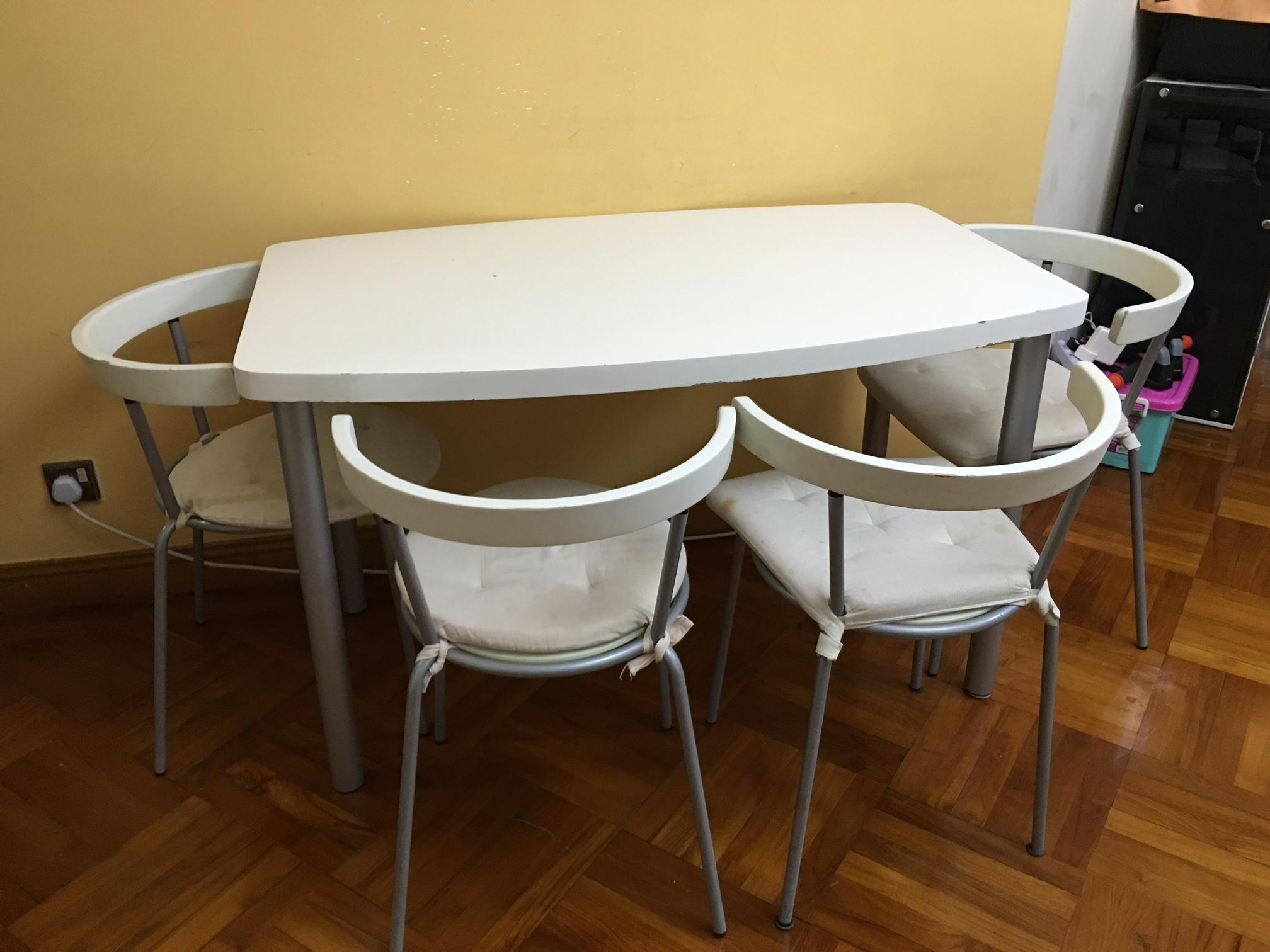 Used Restaurant Tables And Chairs Used Dining Table And Chairs For Sale Mercado Mx