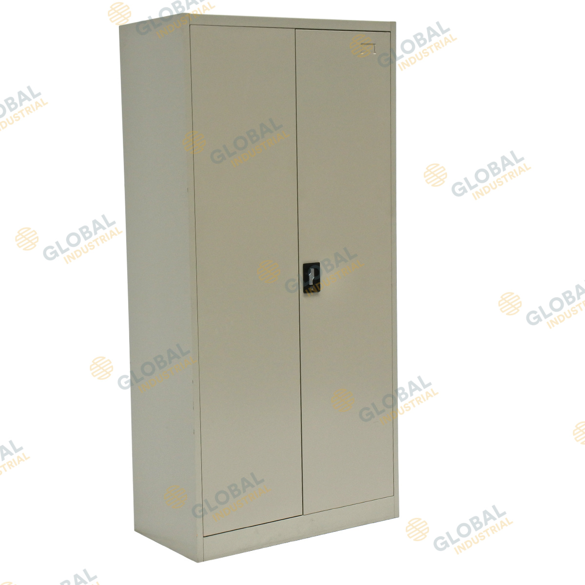 MK2 Two Door Cabinet Lockable Storage Cabinet  Global