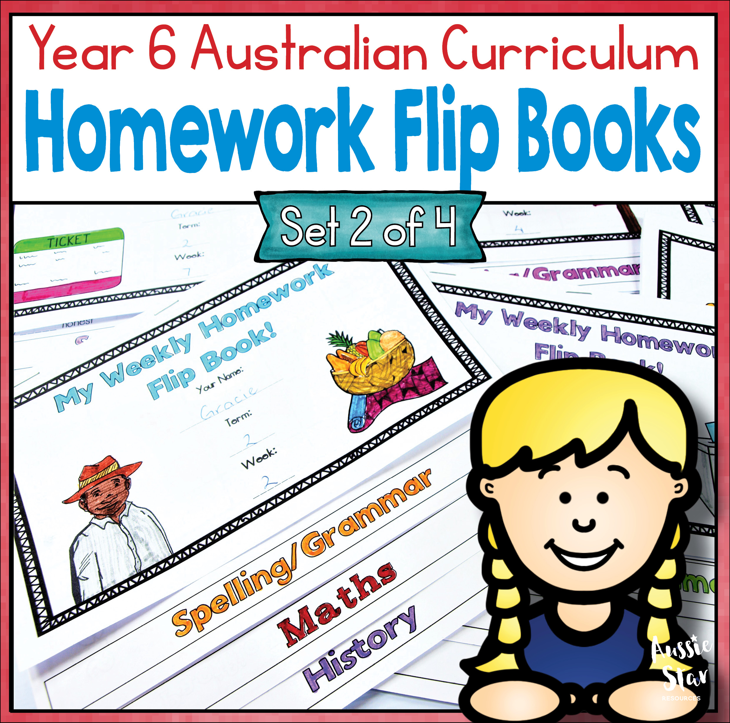 Homework For Year 6 Students