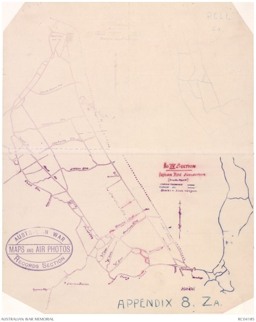 small resolution of gallipoli trench diagram rc04185 download
