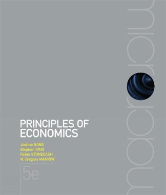 Principles of Economics; 5 Edition; ISBN: 9780170191722