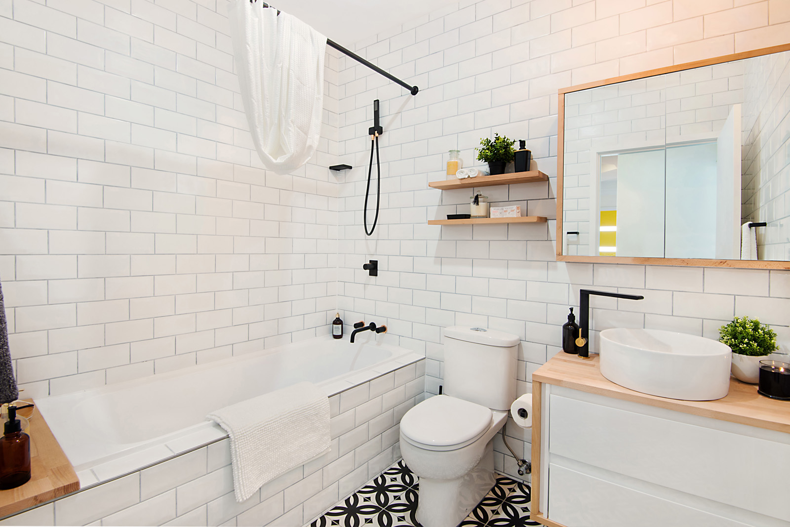 Bathroom Paints How To Renovate The Bathroom And Get A Designer Look On A Budget
