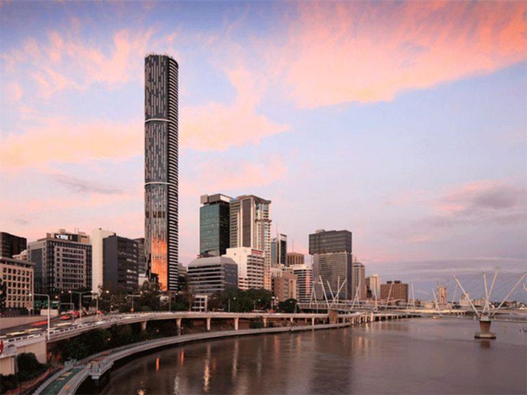 Meritons Infinity Tower In Brisbane Wins Best