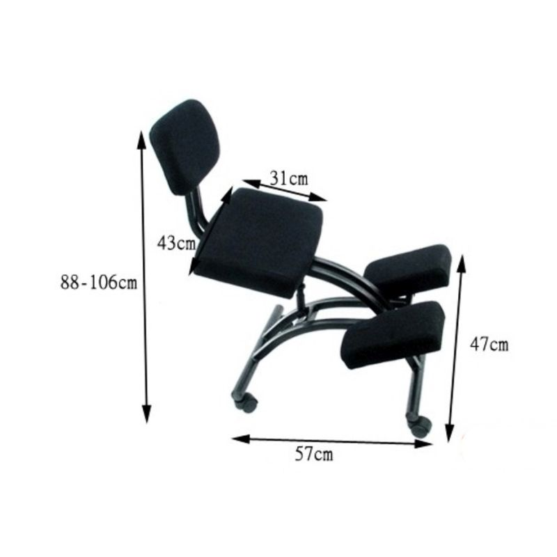 amazon kneeling chair crate and barrel chairs dining ergonomic office | buy - 135584