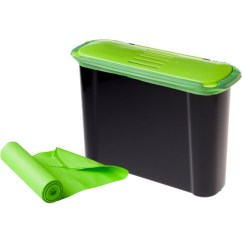 Kitchen Caddy Inside Cabinets Maze 9l Slim And Compostable Bags Buy Composters H M S Remaining