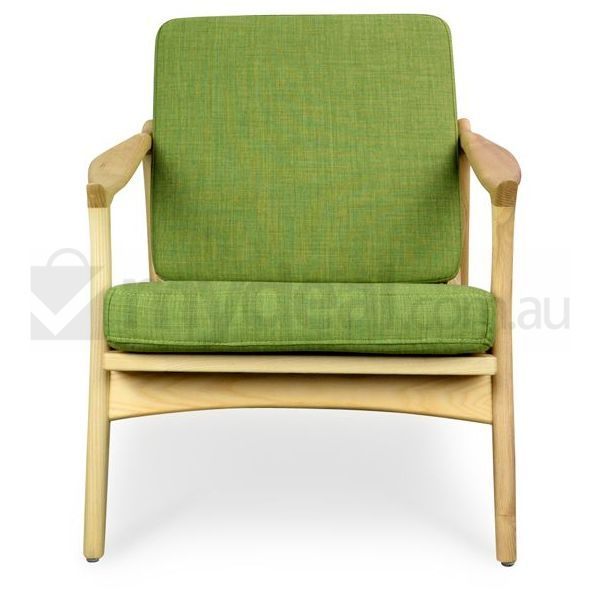 toddler lounge chair with straps office chairs austin alfred wooden arm green fabric | buy armchairs & accent - 164708