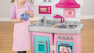 Little Tikes Bake 'n Grow Kids Kitchen In Pink Buy Play