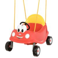 Little Tikes Cozy Coupe Outdoor Baby Swing in Red | Buy ...