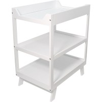 3 Tier Bebe Care Timber Baby Change Table in White | Buy ...