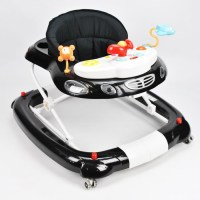 Black Car Baby Walker Rocker or Activity Centre