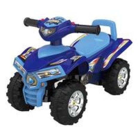 Toddler Kids Sport ATV Ride-On Toy Mini Quad Bike - Blue