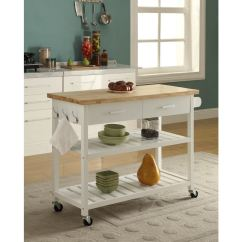 Best Place To Buy Kitchen Island Updates Trolley With Open Shelves White 25h 59m 39s Remaining