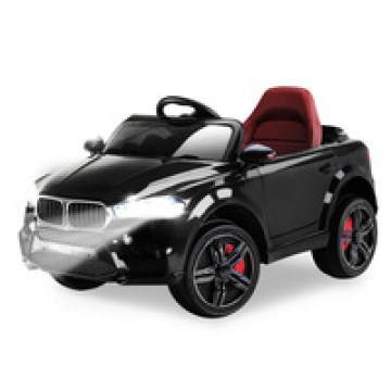 BMW X5 Inspired Black Kids Ride On Car - BMW X5