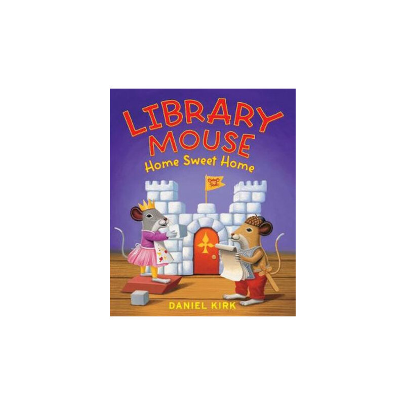 Library Mouse Home Sweet Home Book 5 Buy Young Adults & Kids
