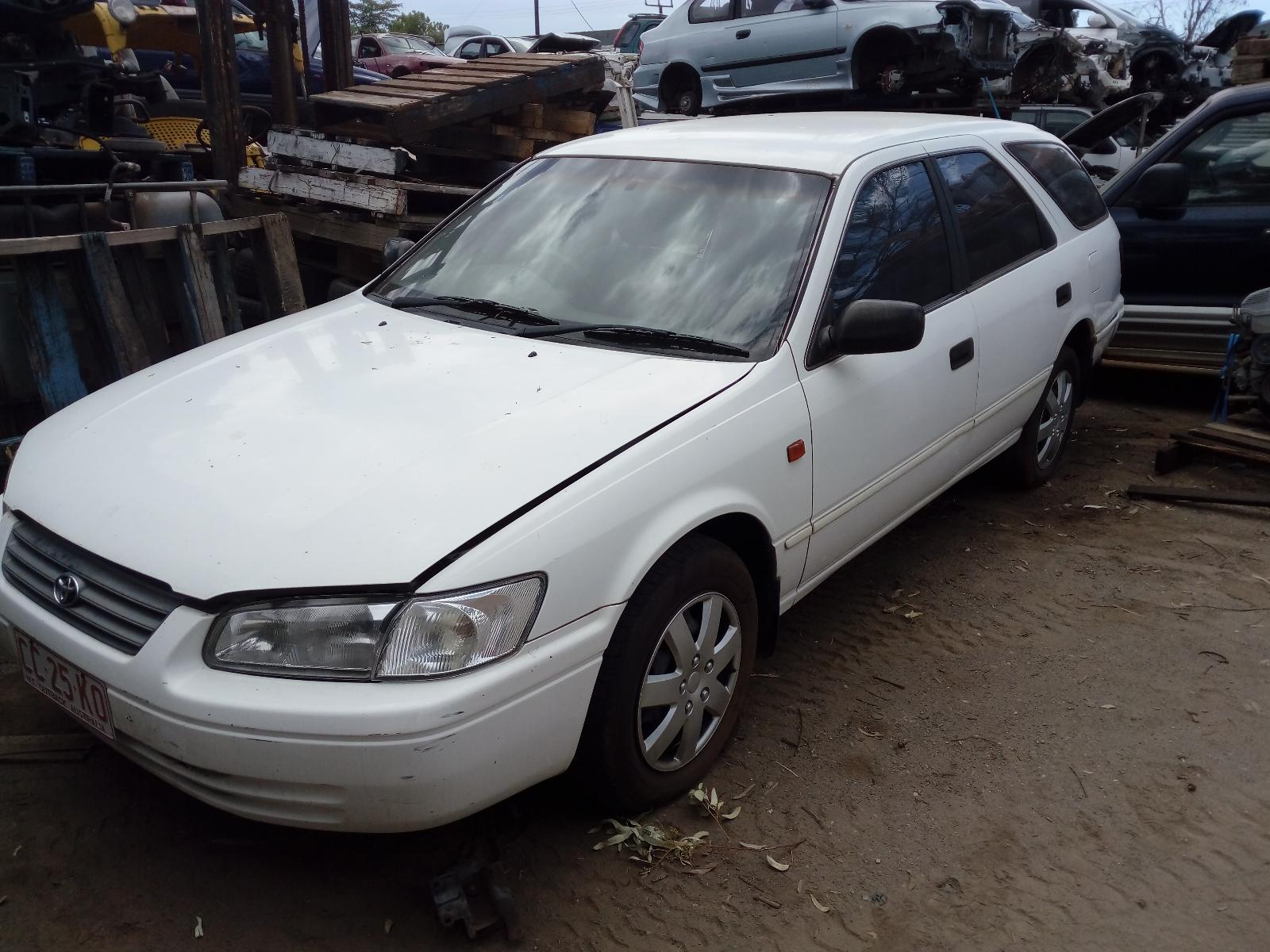 hight resolution of bonnet release toyota camry 1999