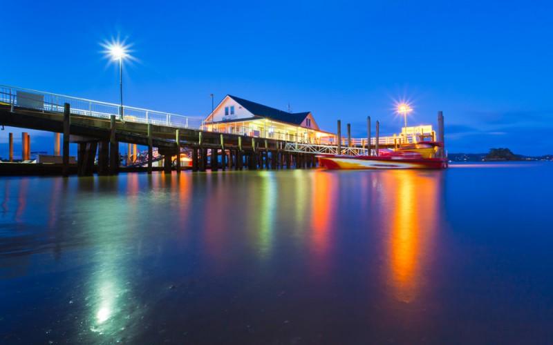 Paihia Wharf