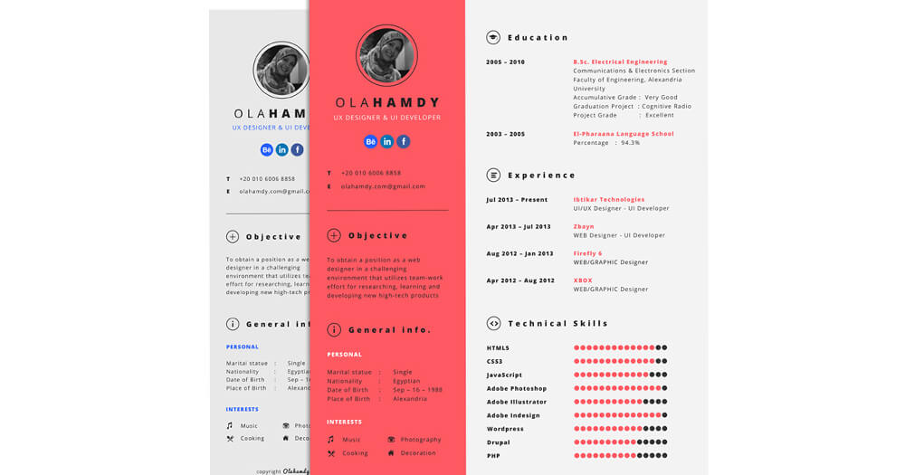 How To Use Canva To Create Resumes That Stand Out From The