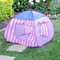 Grace Baby Pop Up Tent Play House With Tunnel