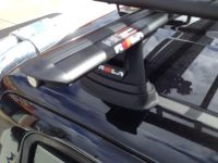 Holden Colorado 4dr Crew Cab 06/12on Rola Roof Racks (pr ...