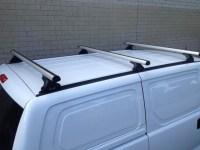 Hyundai iLoad Van 02/08on Rola Heavy Duty Track Mount Roof
