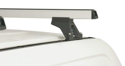 Hyundai iLoad 2dr Van 02/08on Rhino Roof Racks (3 bars